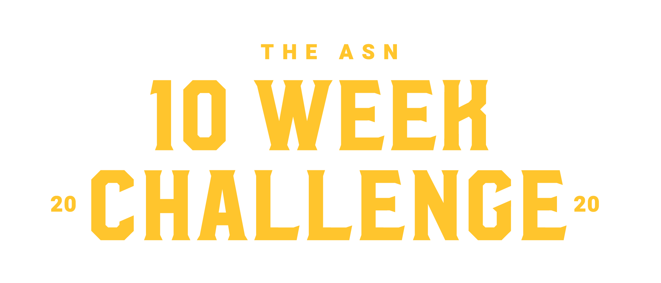 The ASN 10 Week Challenge